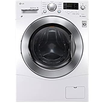 amazon com lg wm3477hw 2 3 cu ft white electric washer dryer rh amazon com LG Sensor Dryer Operating Manual LG Dryer Troubleshooting