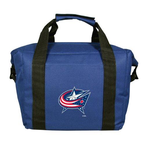 NHL Columbus Blue Jackets Soft Sided 12-Pack Kooler Bag