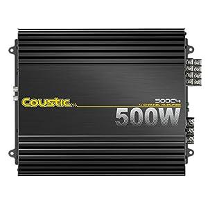 MTX Audio 500C4 Coustic Car Amplifier