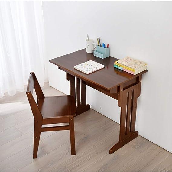 Amazon.com: Mesa de estudio para niños y sillas de bambú ...