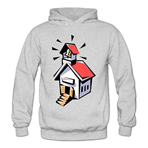 enlove-school-house-thin-100-cotton-hoodies-for-woman-without-pocket