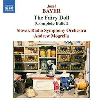 Amazon.com: Bayer: Fairy Doll (The) (Complete Ballet ...