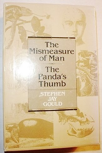 The Mismeasure of Man and The Panda's Thumb (2 Vol)