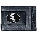 MLB Chicago White Sox Leather Cash and Card Holder
