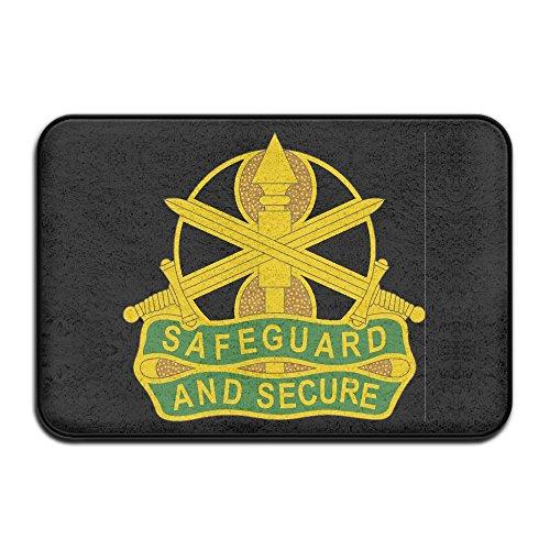 Battalion Door (Outdoor Us Army 785th Military Police Battalion Floor Mats Indoor Antiskid Door Mat (23.615.7) Inches)