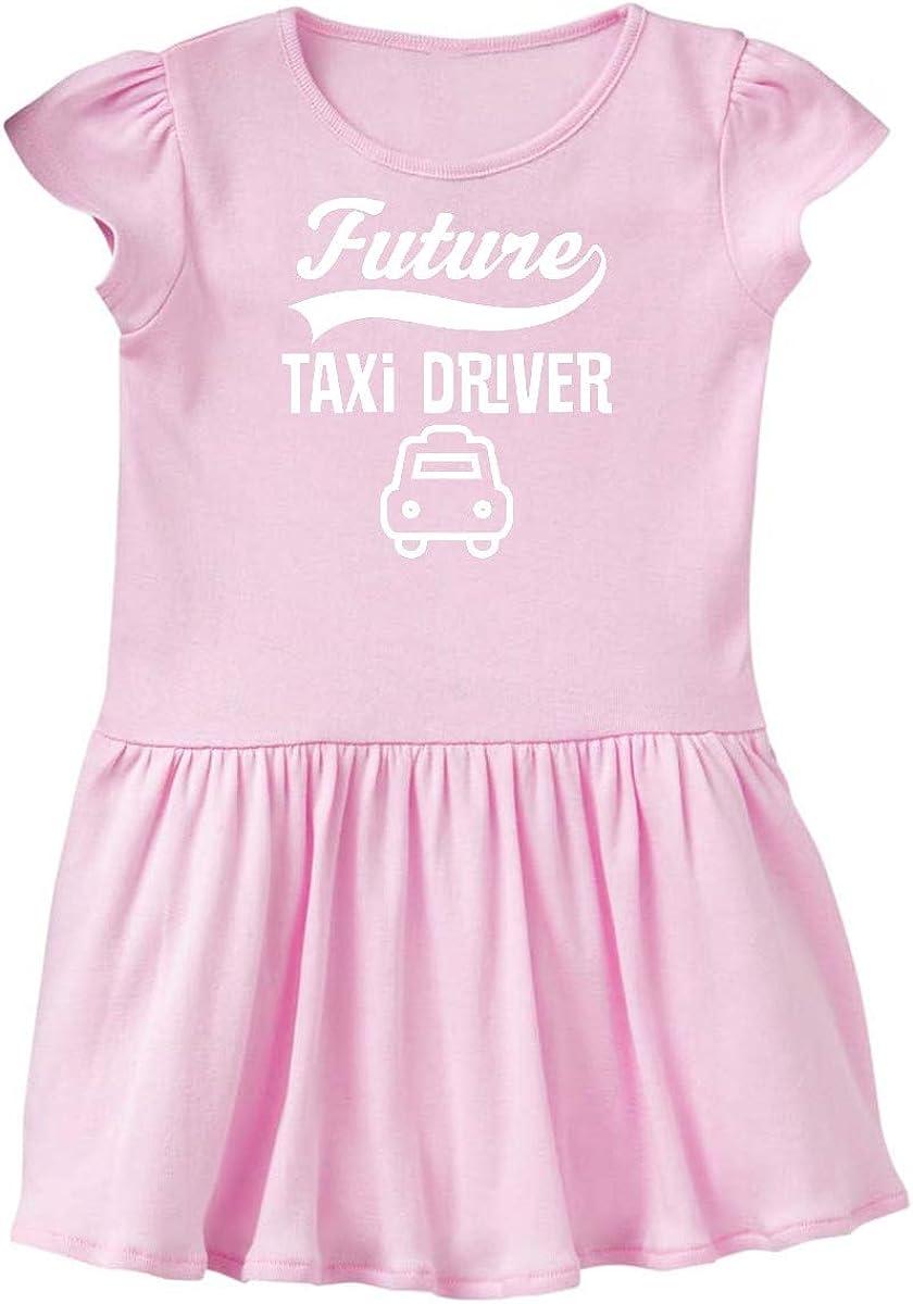 inktastic Future Taxi Driver Toddler T-Shirt