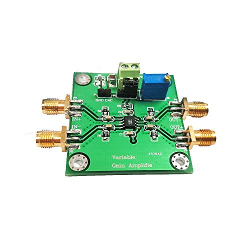 (1 pc ultra-wideband differential amplifier IVA-05208 differential input differential output single-ended input output)