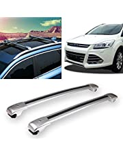 Aluminum Crossbar Replacement for 2013-2018 Escape Kuga Roof Top Rack Cross Bars Luggage Carrier