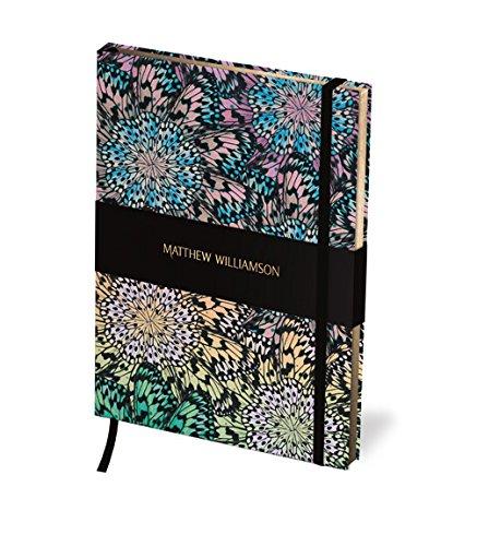Museums & Galleries (MUT38) DJ317014 Museums & Galleries Matthew Williamson Butterfly Wheel Journal,
