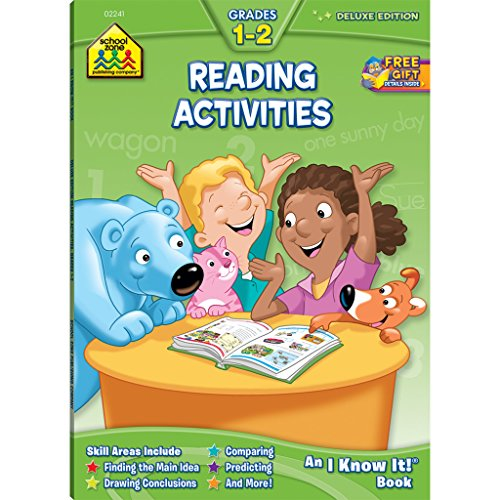 Reading Activities Grades 1-2 Deluxe Edition