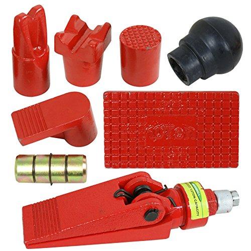 ZENY 10 Ton Porta Power Hydraulic Jack Body Frame Repair Kit Auto Shop Tool Lift Ram by ZENY (Image #8)
