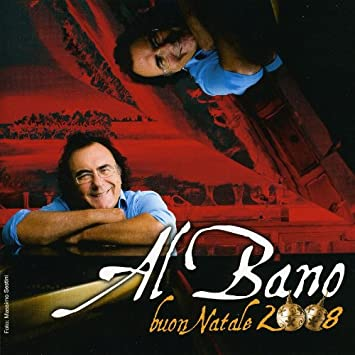 Natale 2008.Carrisi Al Bano Buon Natale 2008 Amazon Com Music