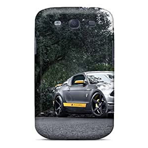 Galaxy High Quality Tpu Case/ Ford Mustang Tuning Wallpaper KQjRM1956oRFLu Case Cover For Galaxy S3
