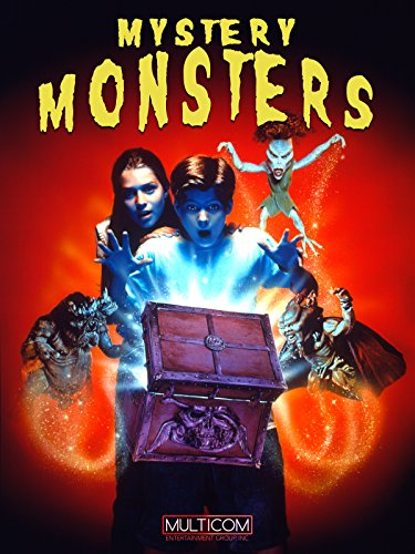 Mystery Monsters on Amazon Prime Video UK