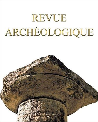 Téléchargement Revue archéologique 2003, numéro 2 pdf epub