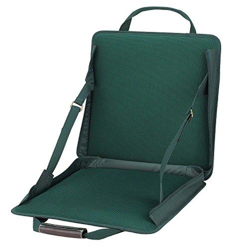 Picnic at Ascot Portable Adjustable Reclining Seat, Green