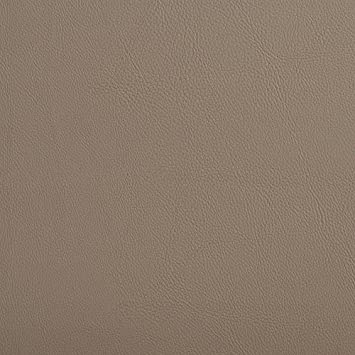 Taupe Beige Tan Leather Grain Plain Solid Polyurethane Vinyl Upholstery Fabric By The Yard