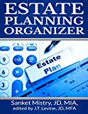 img - for Estate Planning Organizer: Legal Self-Help Guide book / textbook / text book