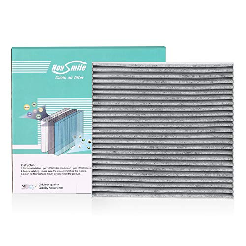 Housmile Premium Cabin Air Filter Replacement for FRAM CF10134,EPAuto CP134,Spearhead BE-134 Compatible for Honda/Acura/Haval