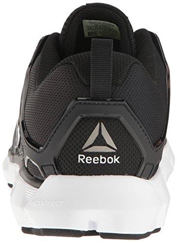 Reebok Mens 5,0 Chaussure De Course Mtm Noir / Blanc / Étain