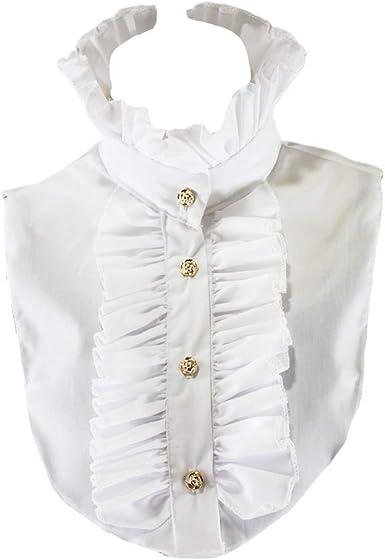 BASSK - Cuello falso para mujer, estilo victoriano, vintage ...