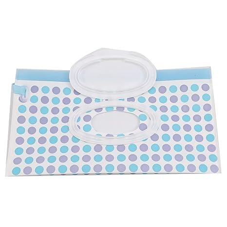 SUNSKYOO - Dispensador de toallitas Reutilizables para bebé ...