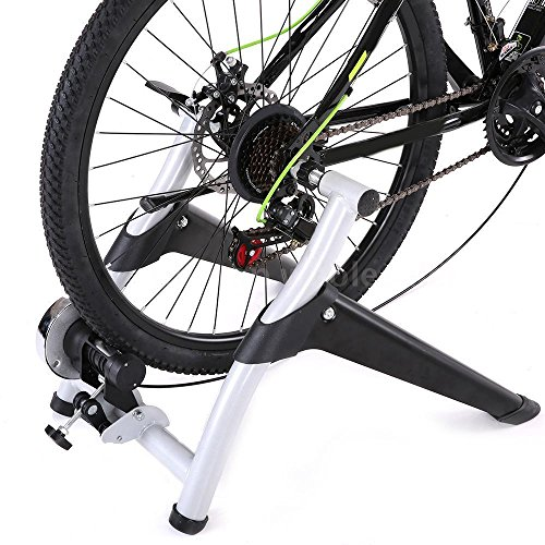 Bicycle Trainers For Indoor Riding 6 Levels of Resistance by Airkung