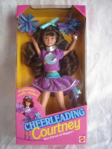 Cheerleading Courtney Barbie Doll 1992