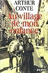 Au village de mon enfance par Conte