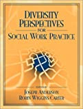 img - for Diversity Perspectives for Social Work Practice by Joseph Anderson (2002-10-25) book / textbook / text book