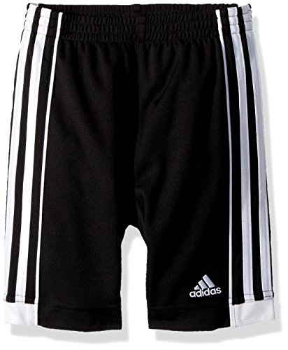 adidas Boys' Toddler Replen Active Mesh Short, Black Adi, ()