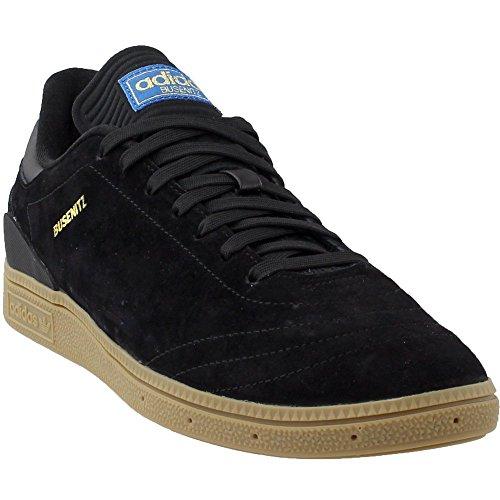 adidas Men's Busenitz Vulc RX Skate Shoe (8 D(M) US, Black/Gum) ()