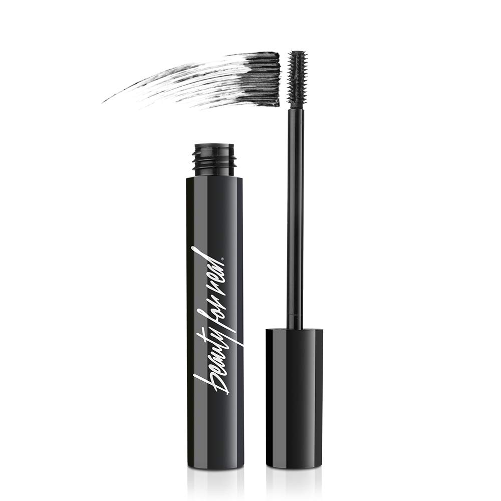 17170d773ef Amazon.com : Beauty for Real Hi-Def Lengthening Mascara, Black ...