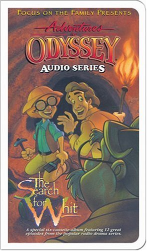 The Search for Whit (Adventures in Odyssey)