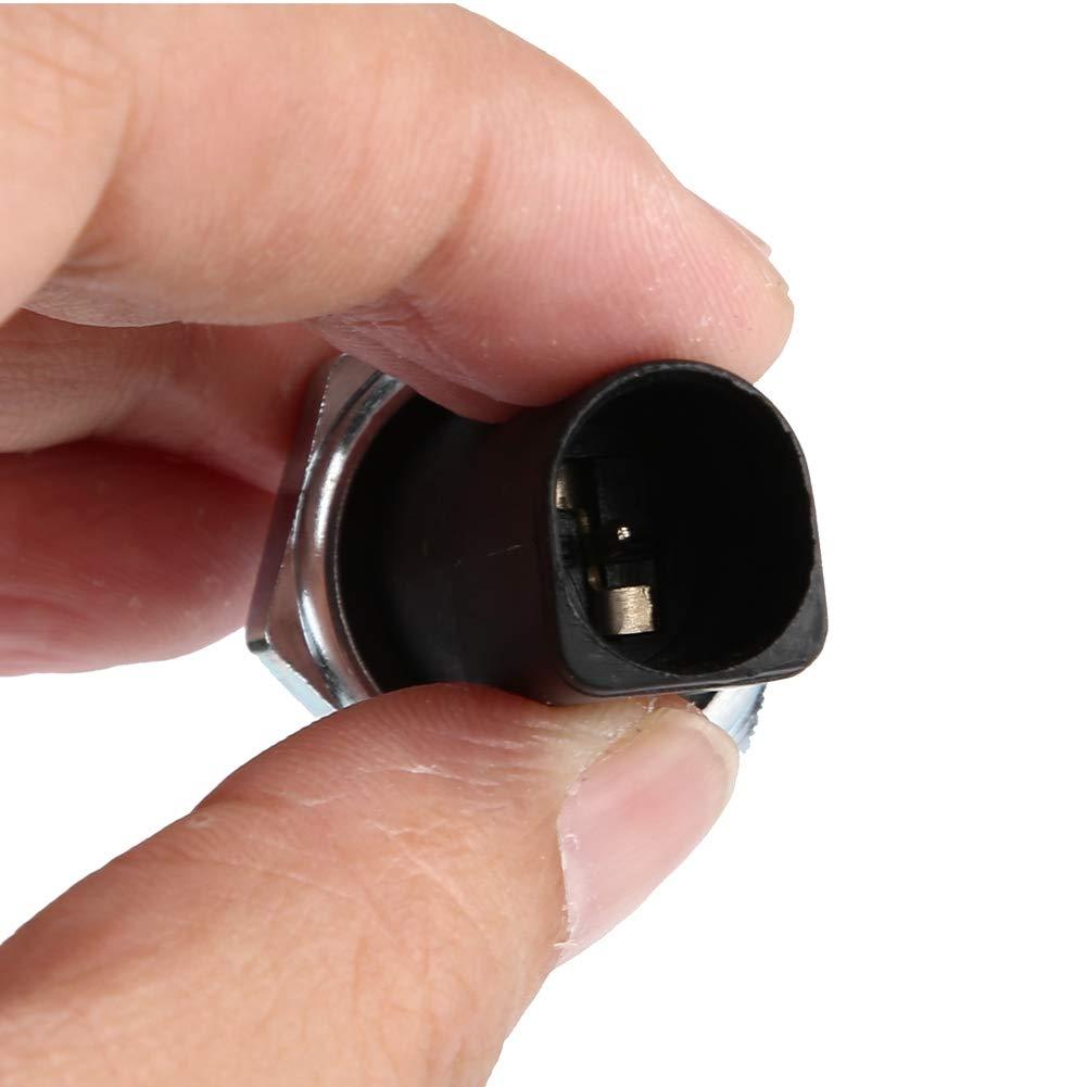Sensor Del Interruptor De Presi/ón De Aceite Oem 06a919081a Ajuste Para A3 A4 A6 A8 1997-2010 Negro