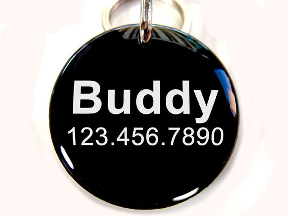 Pet ID Tags Dog Tags Thor Avengers (Large1 1/2'') by Pet Tags (Image #2)