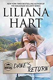 Dane's Return (MacKenzies of Montana Book 1)