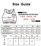 icyzone Women's Workout Yoga Clothes Activewear