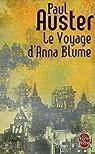 Le voyage d'Anna Blume par Auster