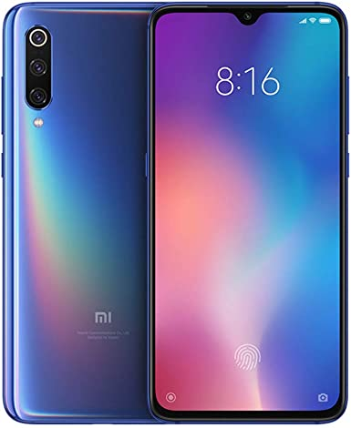 Xiaomi Mi 9 Smartphones 6.39 Pantalla, 6GB de RAM + 128GB de ROM ...