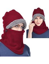 dd87cc886c3 Balaclava Fleece Hood for Men or Women