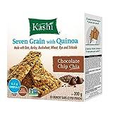 Kashi Seven Grain with Quinoa bars, Chocolate Chip Chia Non-GMO, 200g box