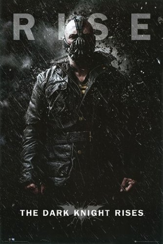 DARK KNIGHT RISES POSTER Villain - Batman RARE HOT NEW 24x36 ()