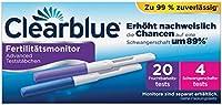 Clearblue Fertilitätsmonitor Advanced Teststäbchen