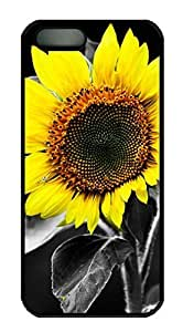 Protective PC Case Skin for iphone 5 Black PC Case Back Cover Shell for iphone 5S