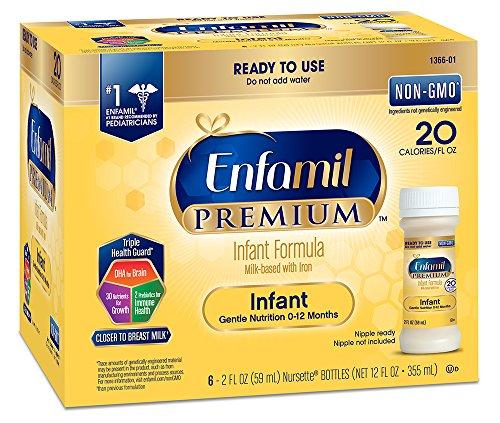 Enfamil PREMIUM Non GMO Formula Nursette product image