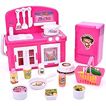 Amazon Com Fun Little Toys Assorted Kitchen Appliance Toys For