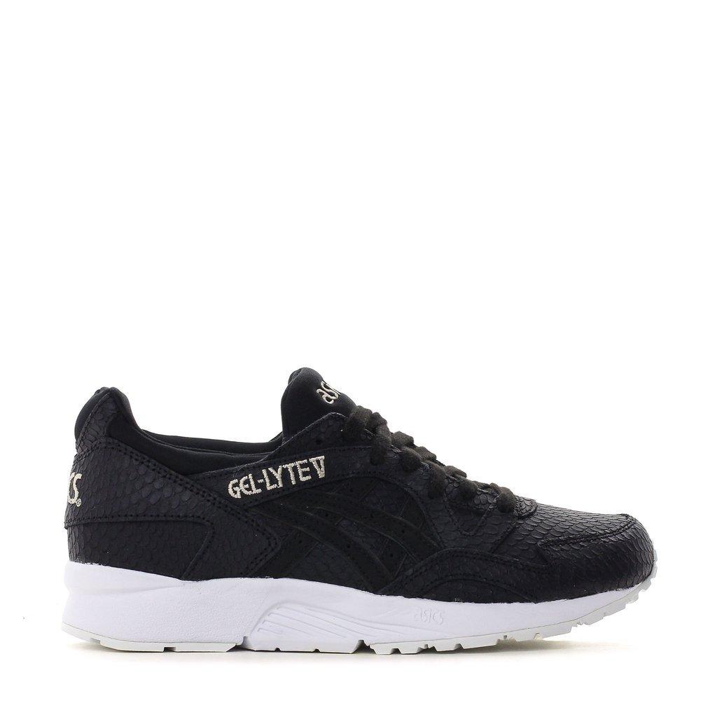 ASICS Women's Gel-Lyte V Retro Running Shoe B01K3IIPPK 5.5 B(M) US|Black / Black