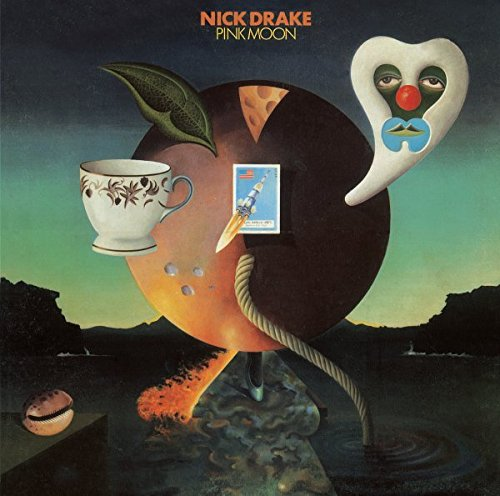 Pink Moon [Vinyl] by VINYL