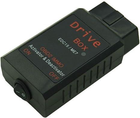 /Émulateur immobiliseur EDC15 ME7 D/ésactivation de l/'antid/émarrage pour VAG VW Audi Seat WFS EWS